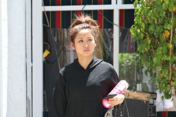 Brenda Song Brenda Song Out and About