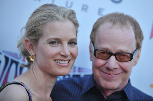"Bridget Fonda and Danny Elfman - ""Taking Woodstock"" Premiere"