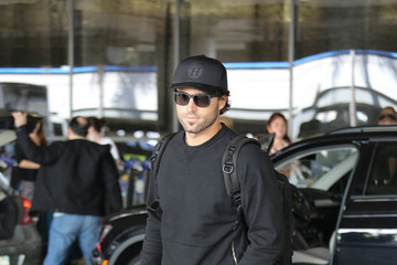 Brody Jenner Brody Jenner Is Seen at LAX
