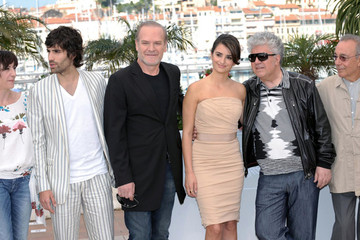 Jose Luis Gomez Broken Embraces Photocall at Cannes