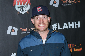 Bryan Greenberg Celebrities Attend the LA Haunted Hayride's 7th Annual VIP Black Carpet Event