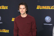 Dylan O'Brien  is seen is attending Premiere of Paramount Pictures' 'Bumblebee' at TCL Chinese Theatre in Los Angeles, California.