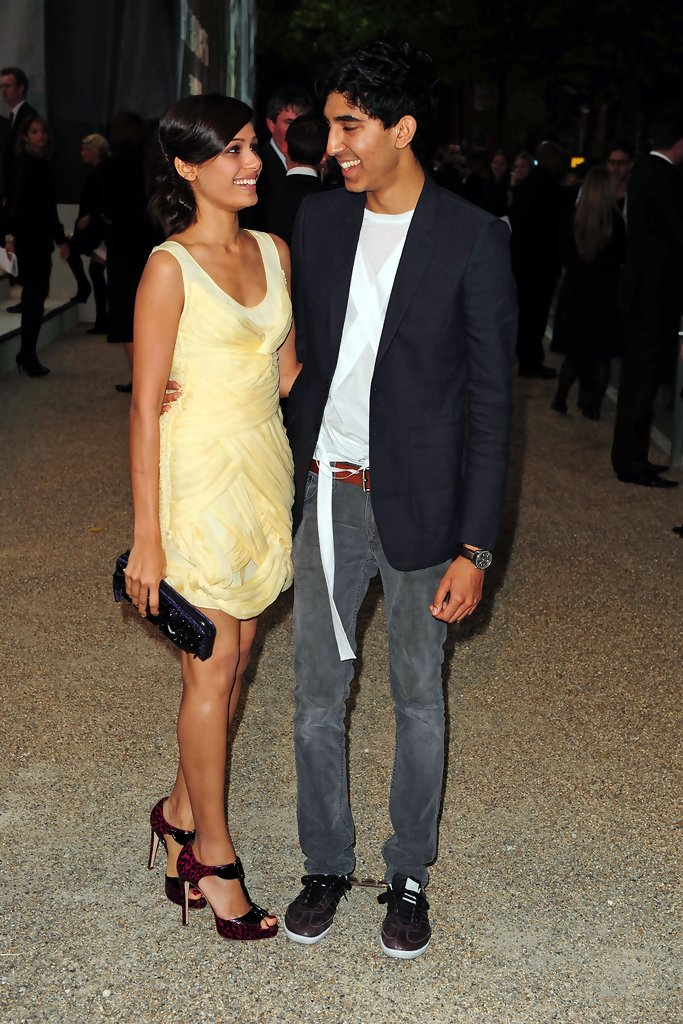 Freida Pinto & Dev Patel - Top 10 Most Famous Kisses of ...