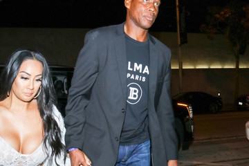 Byron Scott Byron Scott Seen In Los Angeles