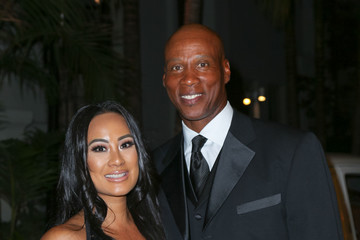 Byron Scott Celebrities Are Seen at Vibiana