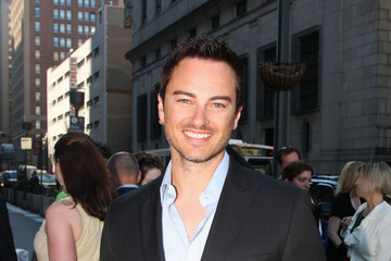 Kerr Smith CW Network UpFront - Arrivals