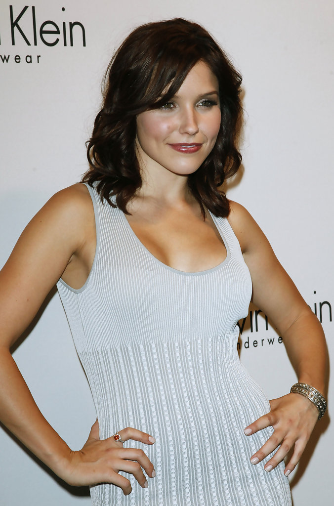 Sophia Bush Photos Photos Calvin Klein 25 Years Of