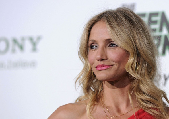 cameron diaz hair holiday. hair Hairstyles Cameron Diaz
