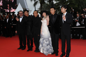 """Qin Hao Cannes Film Festival 2009 - """"Spring Fever"""" Premiere"""