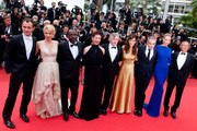 "The Closing ceremony on the 64th Annual Cannes Film Festival along with the premiere of ""Les-bien aimes""."