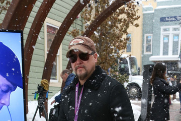 Carlos Gallardo Celebs at the 2016 Sundance Film Festival