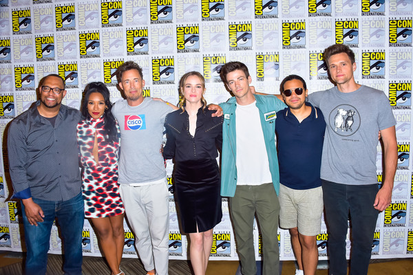 2019 Comic-Con International - 'The Flash' Photo Call