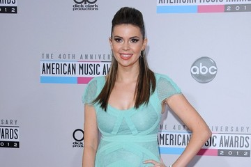 Carly Steele American Music Awards 2012