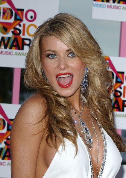 Carmen Electra - 2004 MTV Video Music Awards