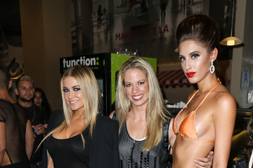 Carmen Electra Celebrities Attend Marco Marco Presents His Spring/Summer 2016 Collection 4