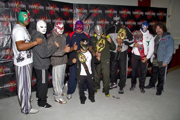 Blue Demon The Carnival World Championship Press Conference