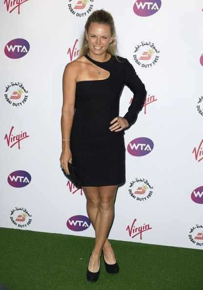female athletes list beatriz recari lpga caroline wozniacki wta