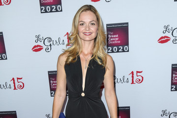 Carrie Schroeder Celebrity Sightings at 15th Annual Les Girls Cabaret
