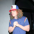 Carrot Top Carrot Top Seen In West Hollywood