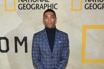 Carter Redwood Premiere of National Geographic's 'The Long Road Home'