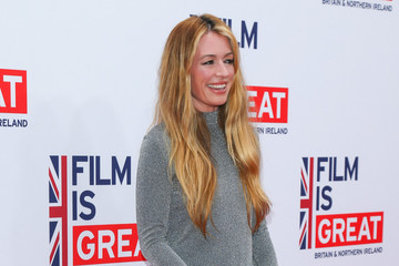 Cat Deeley The GREAT Film Reception To Honor The British Nominees Of The 89th Annual Academy Awards