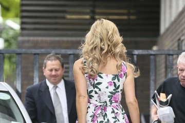 Catherine Tyldesley Catherine Tyldesley at the ITV Studios