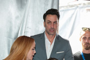 Annie Wersching and Stephen Full are seen attending Cavalia Odysseo Celebrity Premiere at the Odysseo White Big Top in Los Angeles, California.