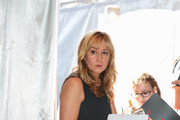 Megyn Price  is seen attending Cavalia Odysseo Celebrity Premiere at the Odysseo White Big Top in Los Angeles, California.