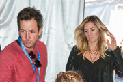 Pierre Bouvier is seen attending Cavalia Odysseo Celebrity Premiere at the Odysseo White Big Top in Los Angeles, California.