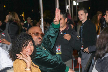 Cee-Lo Green CeeLo Green Outside the Hollywood Christmas Parade