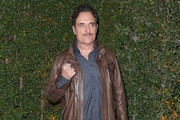 Kim Coates is seen attending the opening night of Cirque Du Soleil's 'Kurios-Cabinet Of Curiosities'.