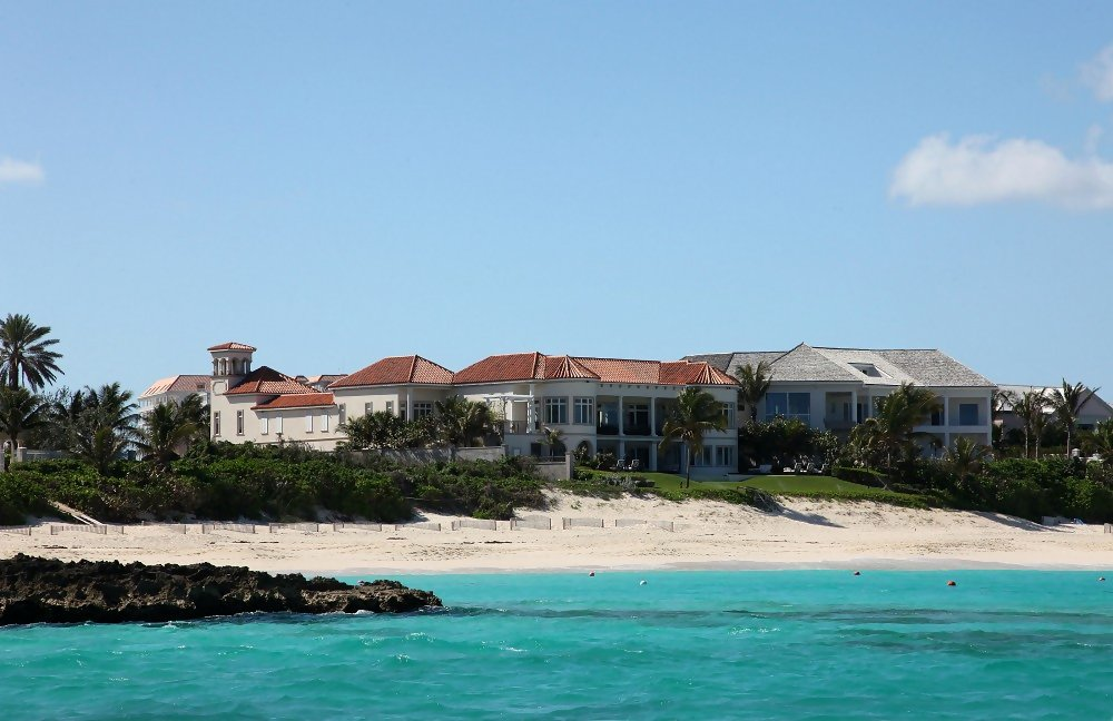 Pictures of celebrity homes in the bahamas
