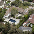 Former House of Brad Pitt and Jennifer Aniston (Beverly Hills)