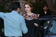 Celebrities Are Seen at Chateau Marmont
