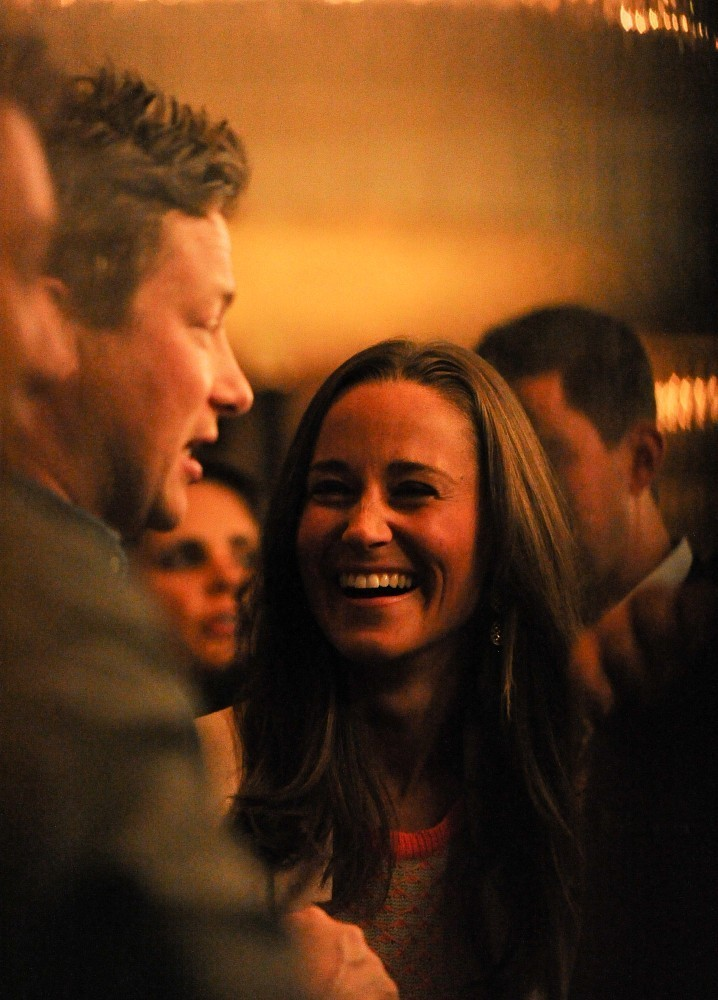 Pippa Middleton In Stars Leave The London Instagram Party