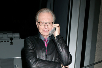 Larry King Cell Phones 2004