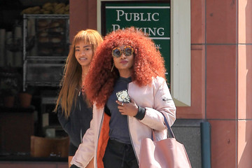Chaka Khan Chaka Khan Shops in Beverly Hills