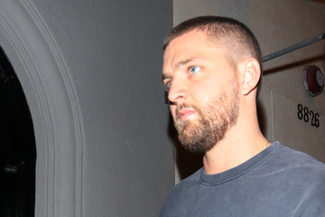 Chandler Parsons Chandler Parsons Is Seen Outside Craig's Restaurant In West Hollywood