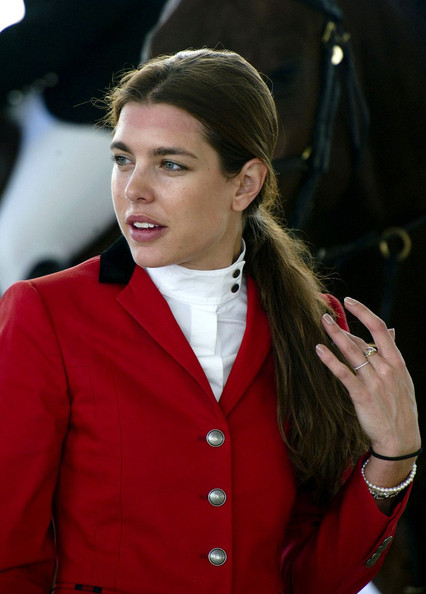 charlotte casiraghi Princess