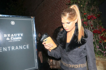 Charlotte McKinney Charlotte McKinney Is Seen Outside Avenue Nightclub