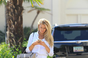 Charlotte McKinney Wears a Summer Mini