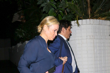 Chelsea Handler Chelsea Handler Is Seen Outside Chateau Marmont In West Hollywood