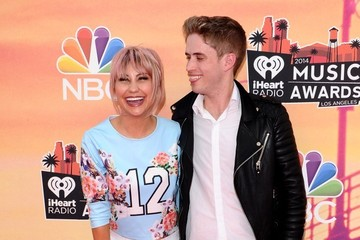 Chelsea Kane Arrivals at the iHeartRadio Music Awards