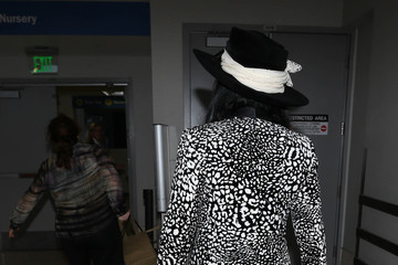 Cher Cher Arrives at LAX
