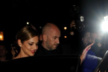 Cheryl Cole Cheryl Cole's Engagment Party — Part 3