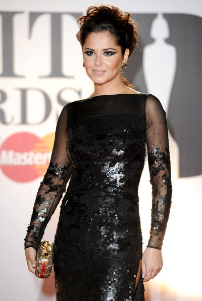 Cheryl Cole The 2011 BRIT Awards held at The O2 Arena.