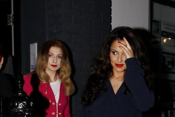 Cheryl Cole Cheryl Cole Out With Friends