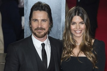Christian Bale Red Carpet Arrivals at the BAFTAs