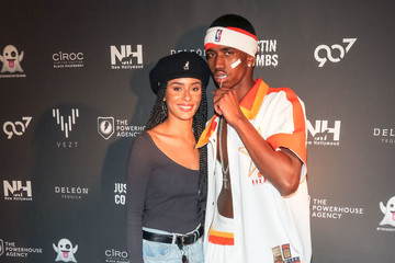 Christian Combs Breah Hicks Justin Combs Halloween House Party