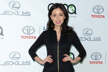 Christian Serratos 2013 Environmental Media Awards
